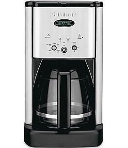 Image of Cuisinart Brew Central 12-Cup Brushed Stainless Coffeemaker