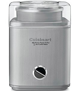 Image of Cuisinart Ice Cream/Yogurt Maker