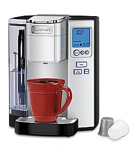 Image of Cuisinart Premium Single-Serve Brewer