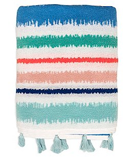 Image of Dena Home Tropical Collection Bath Towels