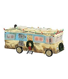 Image of Department 56 The Original Snow Village Series National Lampoon's Christmas Vacation Collection