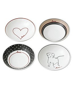 Image of ED Ellen DeGeneres Crafted by Royal Doulton Signature Collection 4-Piece Bowl Set