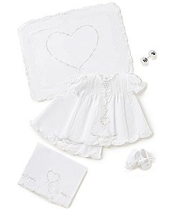 Image of Feltman Brothers Baby Girls 5-Piece Gift Set