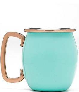 Image of Fiesta 4-Piece Moscow Mule Shot Mug Set