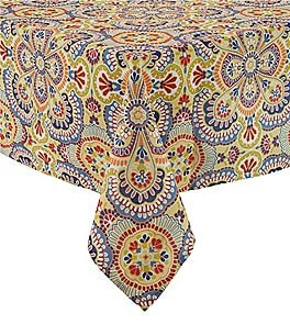 Image of Fiesta Rio Mosaic Table Linens