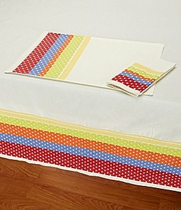 Image of Fiesta Sierra Striped Table Linens