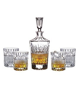 Image of Fitz and Floyd Danbury 5-Piece Barware Set