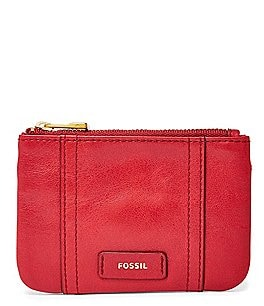 Image of Fossil Ellis Zip Coin Wallet