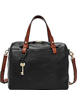 Image of Fossil Rachel Zip Satchel