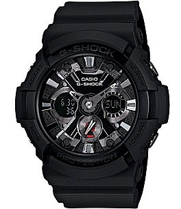 Image of G-Shock XL Black Ana-Digi LED Watch