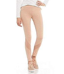 Image of GB Active Mesh Inset Leggings