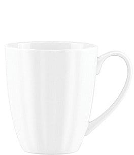 Image of Gorham Manor Scalloped Bone China Mug
