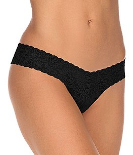 Image of Hanky Panky Signature Lace Low-Rise Thong