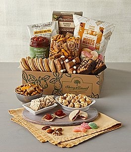 Image of Harry and David Deluxe Sweet & Salty Gift Box