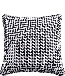 Image of HiEnd Accents Hamilton Hounds Tooth Euro Sham