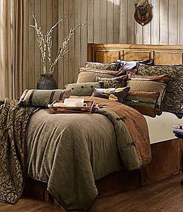 Image of HiEnd Accents Highland Comforter Set