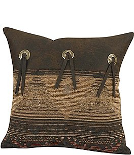 Image of HiEnd Accents Sierra Square Pillow