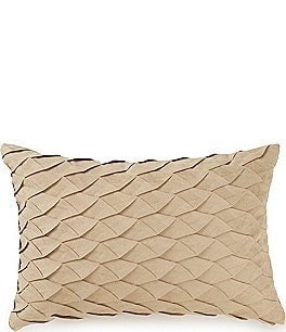 Image of Highline Bedding Co. Madrid Pleated Boudoir Pillow