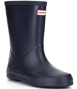 Image of Hunter Original First Matte Kid's Waterproof Rain Boots