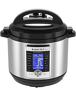 Image of Instant Pot Ultra 10-in-1 Multi-Use Programmable Pressure Cooker