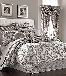 Image of J. Queen New York Babylon Damask Comforter Set