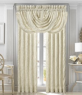Image of J. Queen New York Marquis Damask Window Treatments