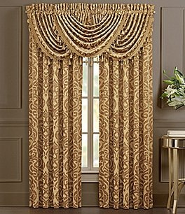 Image of J. Queen New York Siciliy Gold Window Treatments