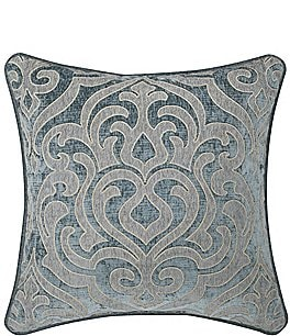 Image of J. Queen New York Sicily Damask Square Pillow