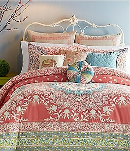 Image of Jessica Simpson Amrita Medallion Comforter Mini Set