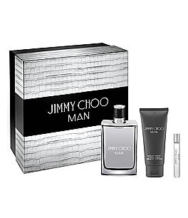 Image of Jimmy Choo Man Gift Set With Travel Spray