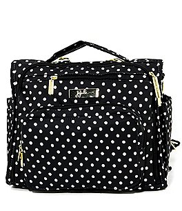 Image of Ju-Ju-Be B.F.F. Dotted Diaper Bag