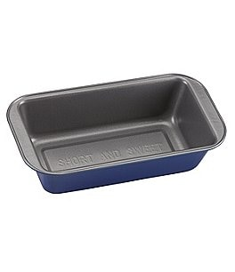 Image of kate spade new york All in Good Taste Short and Sweet Nonstick Loaf Pan