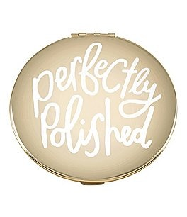 "Image of kate spade new york All That Glistens ""Perfectly Polished"" Compact"