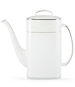 Image of kate spade new york Bonnabel Place Paisley Coffeepot