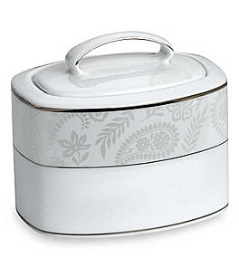 Image of kate spade new york Bonnabel Place Paisley Sugar Bowl