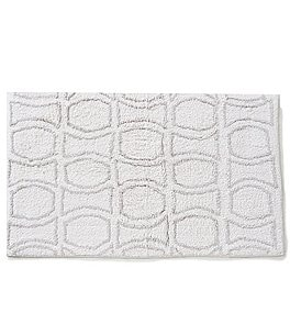 Image of kate spade new york Bow Tile Bath Rug