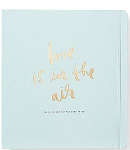 Image of kate spade new york Bridal Collection Wedding Planner