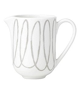 Image of kate spade new york Charlotte Street Porcelain Creamer