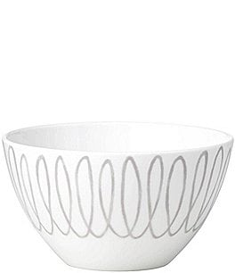 Image of kate spade new york Charlotte Street Porcelain Soup/Cereal Bowl