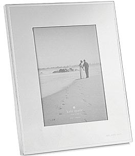 Image of kate spade new york Darling Point Mr. & Mrs. Wedding Picture Frame
