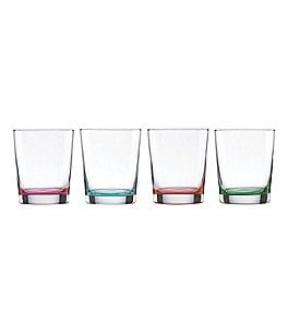 Image of kate spade new york Flynn Street 4-Piece Double Old Fashioned Glass Set