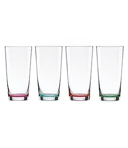 Image of kate spade new york Flynn Street 4-Piece Highball Glass Set