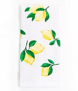 Image of kate spade new york Make Lemonade Dual All-Purpose Kitchen Towel