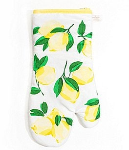 Image of kate spade new york Make Lemonade Oven Mitt