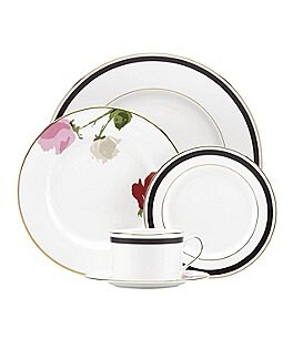 Image of kate spade new york Rose Park 5-piece Place Setting