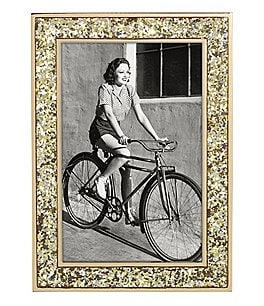 "Image of kate spade new york Simply Sparkling 4x6"" Frame"