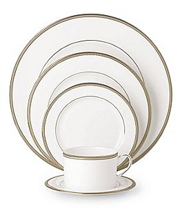 Image of kate spade new york Sonora Knot 5-Piece Place Setting
