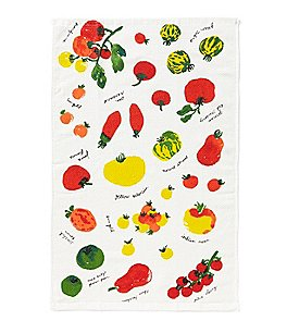 Image of kate spade new york Tomato Tomahto Kitchen Towel
