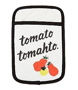 Image of kate spade new york Tomato Tomahto Pot Holder