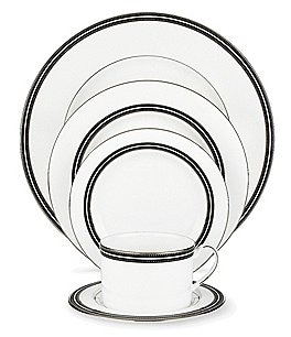 Image of kate spade new york Union Street 5-Piece Place Setting